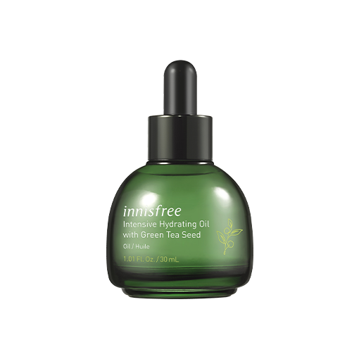 Intensive hydrating oil