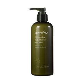 Moisturizing body cleanser