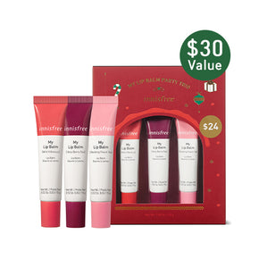 My Lip Balm Party Trio ($30 value)