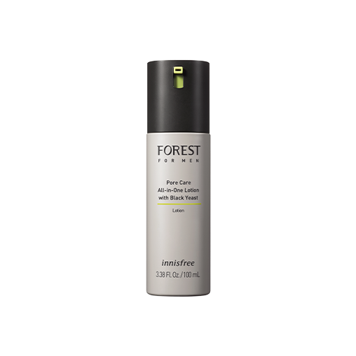 Forest for men pore care all-in-one lotion