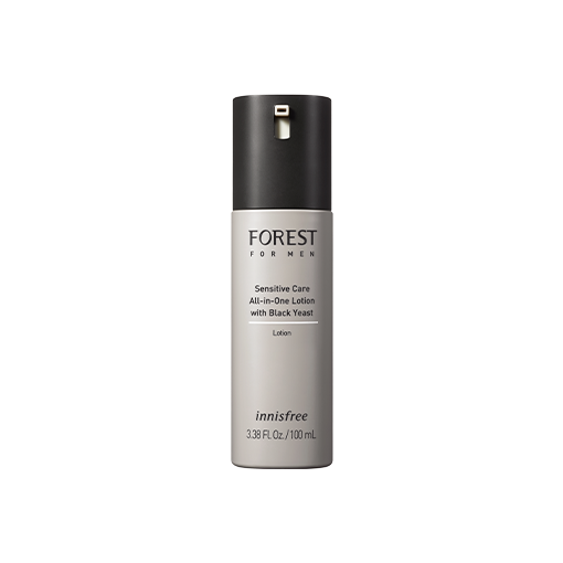 Forest for men sensitive care all-in-one lotion
