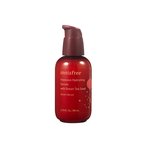 Intensive hydrating serum red edition