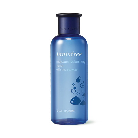 Moisture-volumizing toner