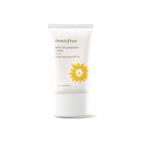 Daily UV protection cream mild broad spectrum SPF 36