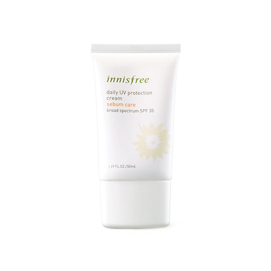 Daily UV protection cream sebum care broad spectrum SPF 35