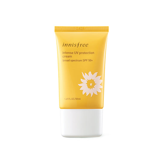 Intense UV protection cream triple care broad spectrum SPF 50+