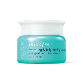 Hydrating & brightening spa cream