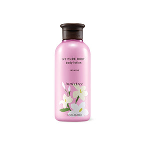 My pure body-body lotion