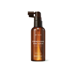 My hair strengthening tonic serum [for weak hair]