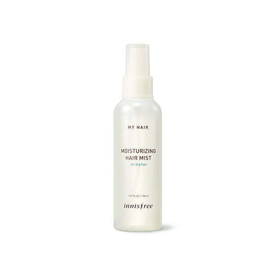 My hair moisturizing hair mist [for dry hair]
