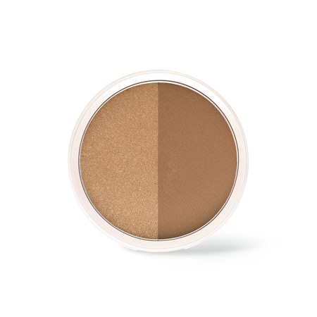 My duo bronzer contouring 1