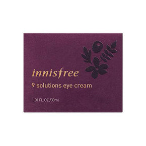 9 solutions eye cream