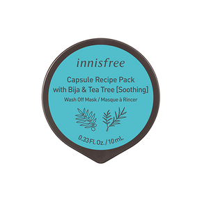 Capsule recipe pack-bija & tea tree