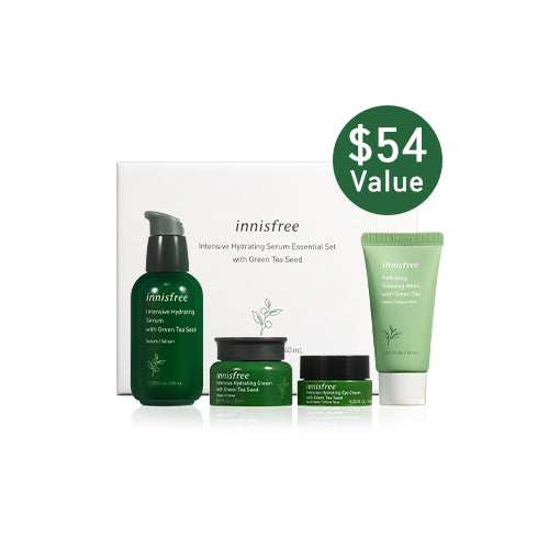 Intensive hydrating serum essential intro set