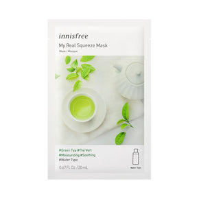 My Real Squeeze Mask - Oatmeal by innisfree #12