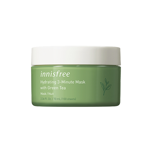 Hydrating 3-minute mask