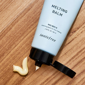 My makeup cleanser melting balm