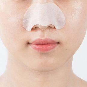 Pore clearing nose strip