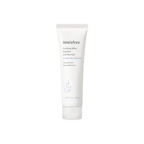 Purifying whip cleanser [for normal to oily skin]