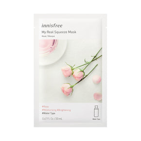 My Real Squeeze Mask - Oatmeal by innisfree #17