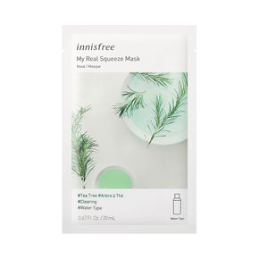 My Real Squeeze Mask - Oatmeal by innisfree #16