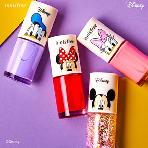 Real Color Nail 213 - Minnie Mouse