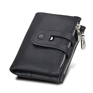 Fashion Wallet Women Genuine Leather Wallets - aleathershop
