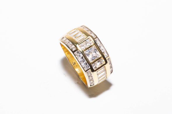 14K MEN'S Mini GODFATHER Ring