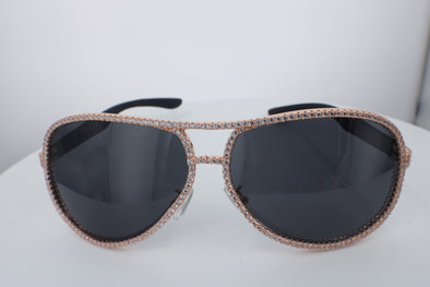 ROSE GOLD DIAMOND SHADES