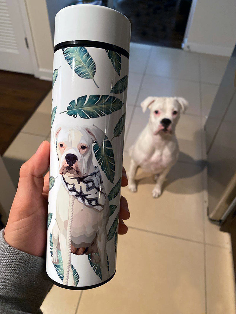 Pet Art Thermos