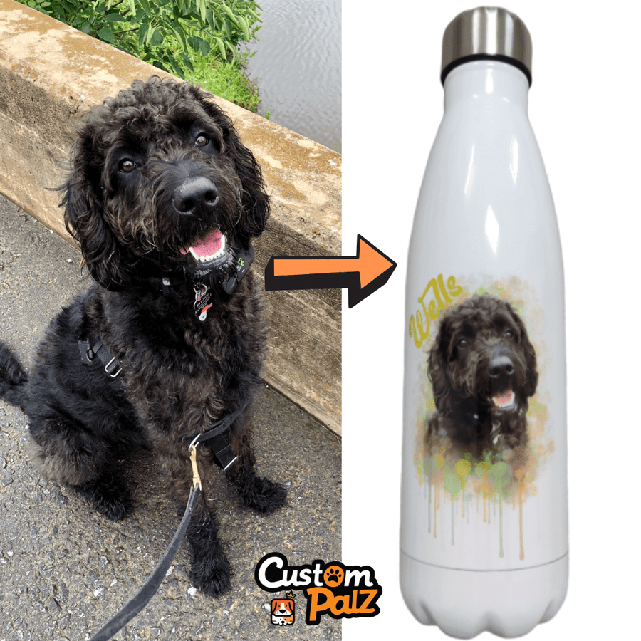 Pet Art Bottle