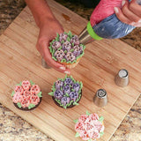 Stunning Shaped Frosting Nozzles
