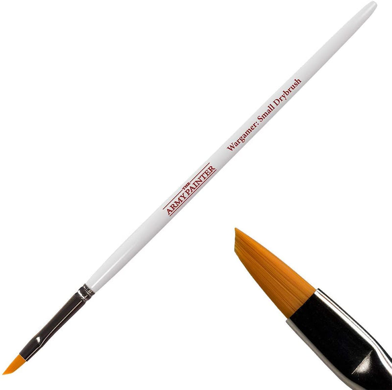 Army Painter Wargamer Brush Small Drybrush # BR7009