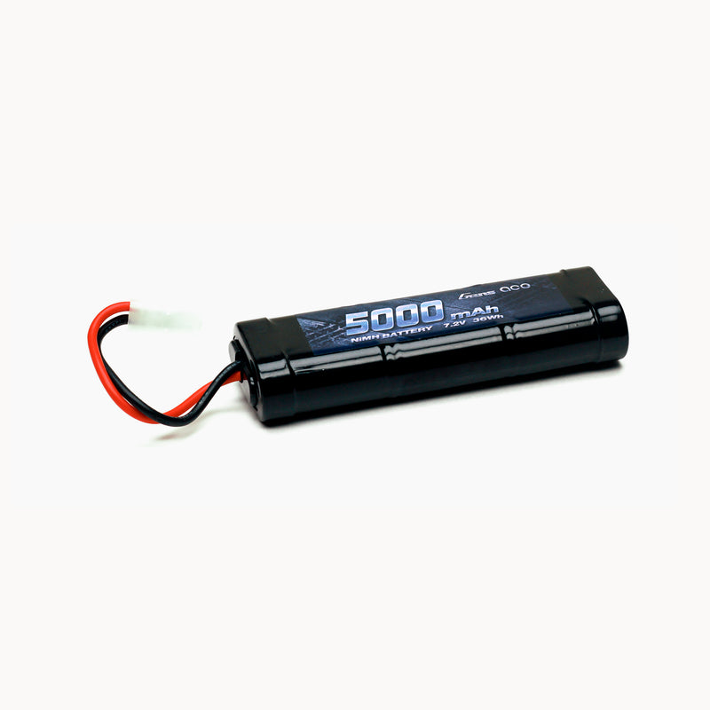 Gens Ace 7.2V Rechargeable NiMH Battery With Tamiya Connector