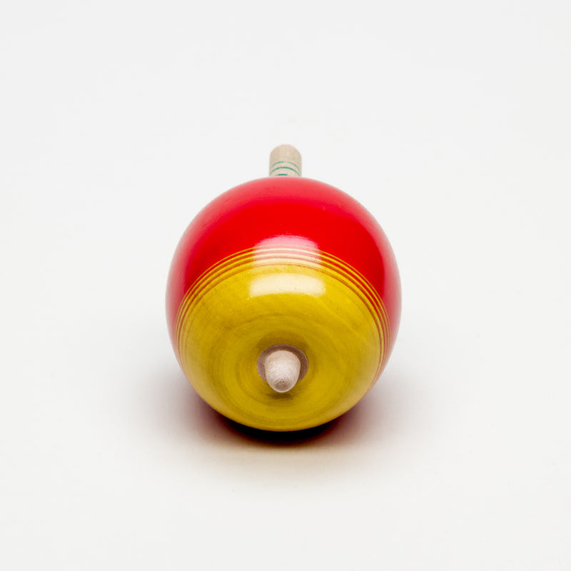 Apple Spinning Top