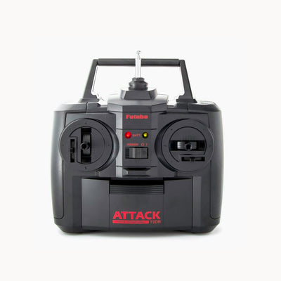 Futaba Attack 2DR AM 75MHz 2-Channel RC System