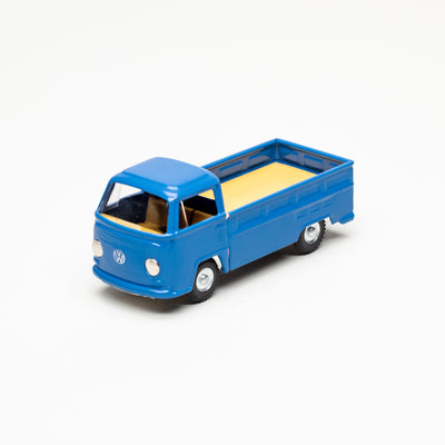 VW Kombi Flatbed Tin Pickup Truck