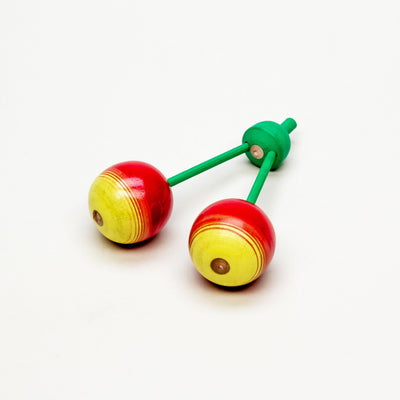 Cherries 3-In-1 Spinning Top