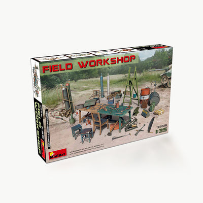 Field Workshop Model Accessory Kit