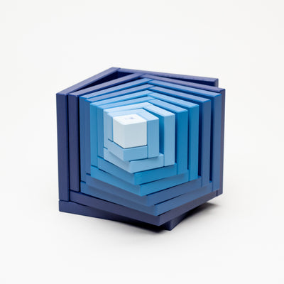 Cella (Blue) Hide and Seek Cube