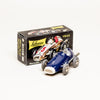 Vintage Diecast Mercedes Benz #1043 Wind-Up Micro Racer (Blue)