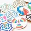 Swirling Spinning Tops Variety Pack (12 Pieces)