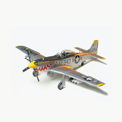 North American F-51D Mustang (Korean War) Model Aircraft Assembly Kit