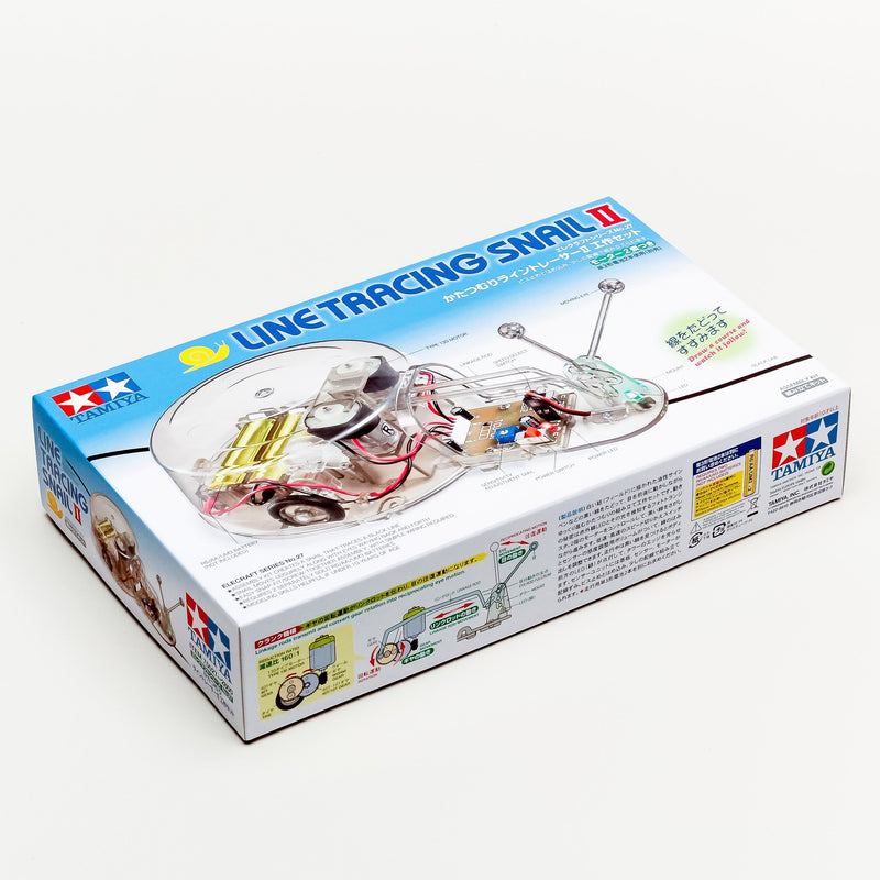 Line Tracing Robotic Snail II Assembly Kit