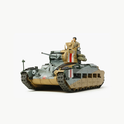 Matilda Mk.III/IV British Infantry Model Tank Assembly Kit