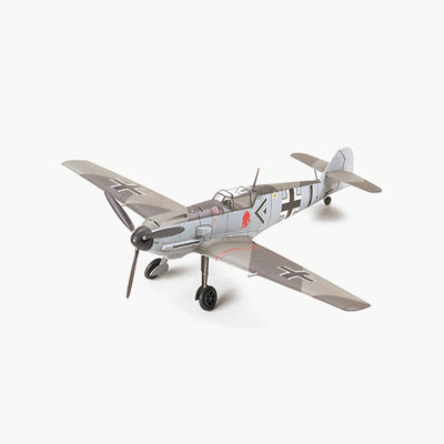 Messerschmitt Bf109 E-3 Model Aircraft Assembly Kit
