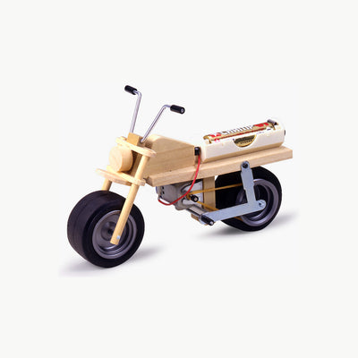 Mini-Bike Model Assembly Kit