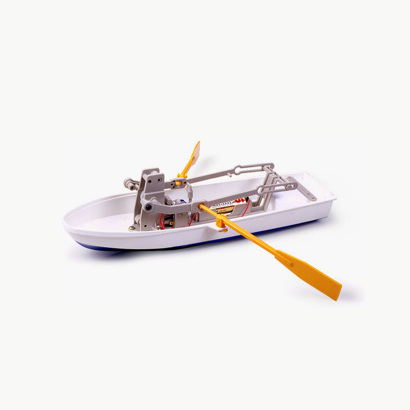 Motorized Rowboat Assembly Kit