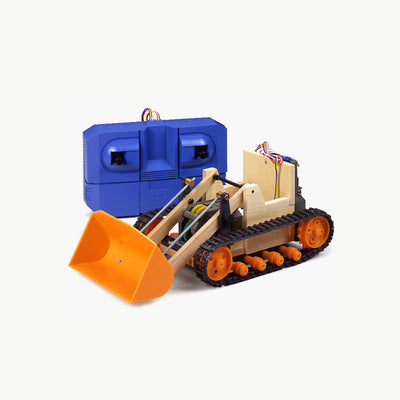 Remote Controlled (Wired) Bulldozer Assembly Kit