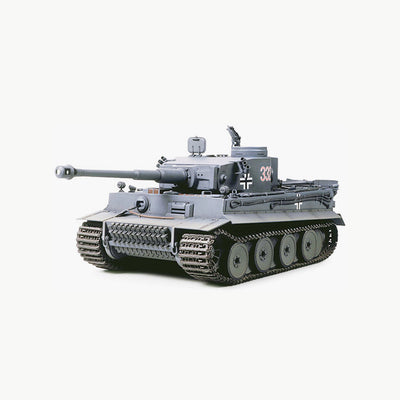 German Tiger I (Early Production) Model Tank Assembly Kit
